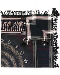 Zadig & Voltaire Babel スカーフ - ブラック