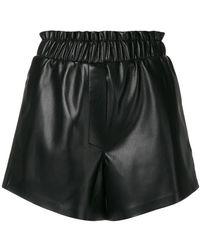 Nanushka - Flared Shorts - Lyst