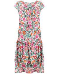 Isa Arfen Geranium Dress - Pink