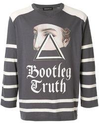 Undercover Bootleg Truth セーター - グレー
