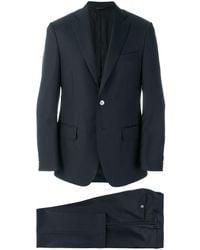 Dell'Oglio Slim-fit Tailored Suit - Blue