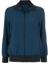 Lygia & Nanny Steffi Zip-front Track Jacket - Blue