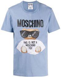Moschino - テディベア Tシャツ - Lyst