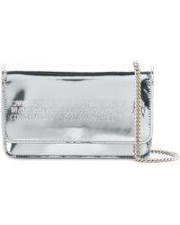CALVIN KLEIN 205W39NYC Chain Wallet - Gray