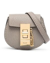 Chloé Поясная Мини-сумка Drew - Многоцветный
