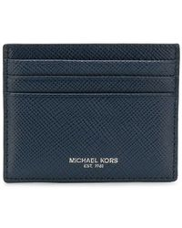 Michael Kors - Bryant Card Case - Lyst