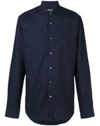 Tiger Of Sweden Button-down Shirt - Blue