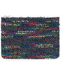Coohem - Knit Tweed Pouch - Lyst