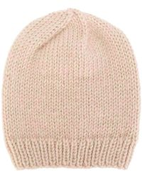 Lala Berlin - Knitted Beanie Hat - Lyst