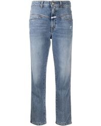 Closed Pedal Pusher Stretch Jeans - Blue