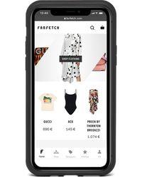 Prada Iphone 11 Pro Phone Case - Black