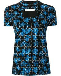 1017 ALYX 9SM ロゴ Tシャツ - ブラック