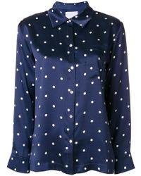 Beautiful Bottoms - Polka Dot Shirt - Lyst