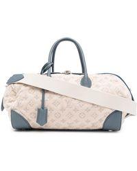 Louis Vuitton 2012 プレオウンド スピーディ Gm ボストンバッグ - ブルー