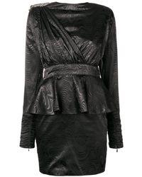 Dodo Bar Or - Sash Detail Mini Dress - Lyst