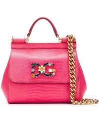 Dolce & Gabbana - Sicily ハンドバッグ - Lyst