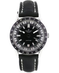 Breitling Наручные Часы Unitime 1960-х Годов - Черный