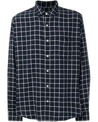 AMI - Classic Wide Fit Shirt - Lyst