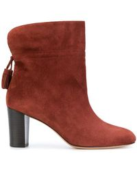 Tila March - Ilette Tassels Booties - Lyst