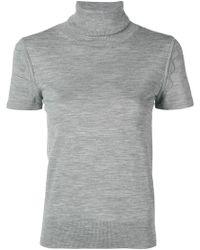 Chloé - Jersey con cuello alto - Lyst