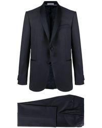 Corneliani ディナースーツ - ブルー
