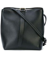 Proenza Schouler Crossbody Frame Bag - Black
