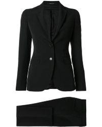 Tagliatore - Trouser Suit - Lyst