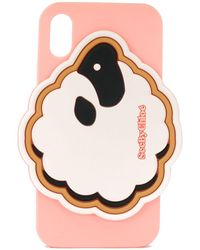 See By Chloé Sheep Iphone X/xs Case - Multicolor