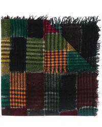 Faliero Sarti - チェック スカーフ - Lyst