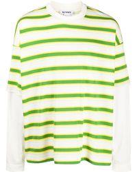 Sunnei - レイヤード Tシャツ - Lyst