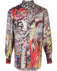 Vivienne Westwood Krall グラフィック シャツ - マルチカラー