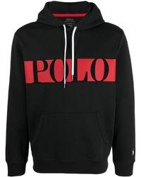 Polo Ralph Lauren - ロゴ ドローストリング パーカー - Lyst