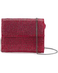 Marco De Vincenzo Embellished Coin Purse - Red