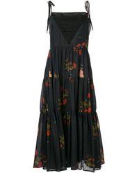 Macgraw Prairie Dress - Black
