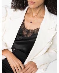 Andrea Fohrman ダイヤモンド ネックレス 18kイエローゴールド - メタリック