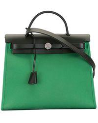 Hermès Sac à main Her Bag PM - Vert