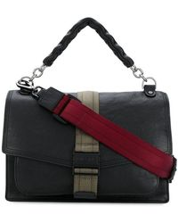 DIESEL - Structured Shoulder Bag - Lyst