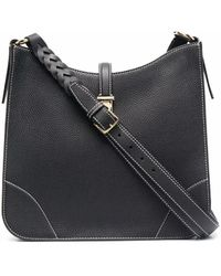 Bally Lavynia Hobo Bag - Black