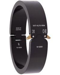 1017 ALYX 9SM Armband Met Logo - Zwart