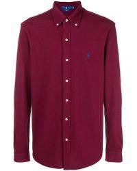 Ralph Lauren - Classic Collared Shirt - Lyst