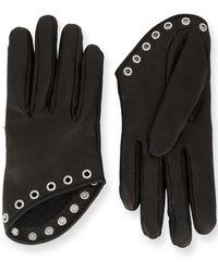 Alexander McQueen - Short Embellished Gloves - Lyst