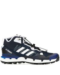 White Mountaineering - Lace-up Sneakers - Lyst