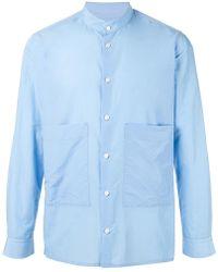 Loveless - Oversized Pockets Shirt - Lyst