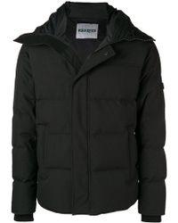 KENZO - Hooded Puffer Jacket - Lyst