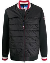 Rossignol パデッド ボンバージャケット - ブラック
