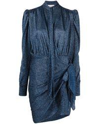 Lanvin ルレックス ドレス - ブルー