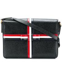 Thom Browne - Rwb Bow Gift-box Bag - Lyst
