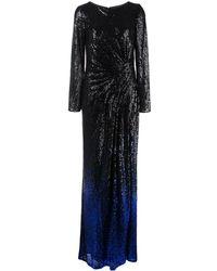 Tadashi Shoji Vestido de noche Melati - Negro