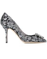 Dolce & Gabbana Bellucci パンプス - ナチュラル