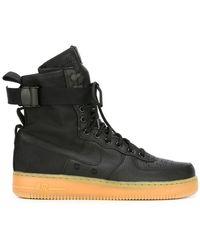 Nike 'special Field Air Force 1' Sneakers - Black